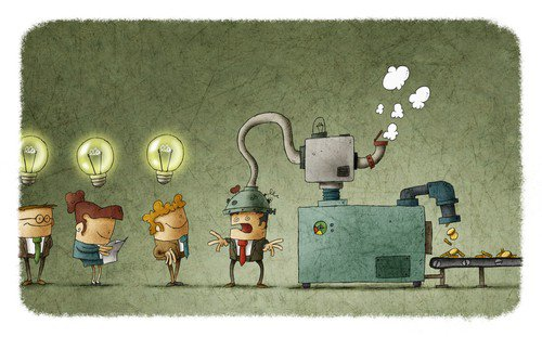 corporates need ideas